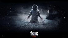 The Thing 2011 Poster