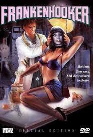 Frankenhooker Poster