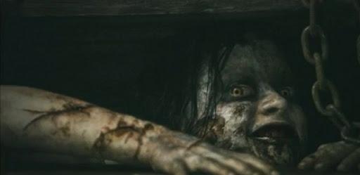Cellar Goul Evil Dead Remake