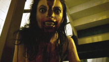 She creature from Amatuer Night Segment from V/H/S