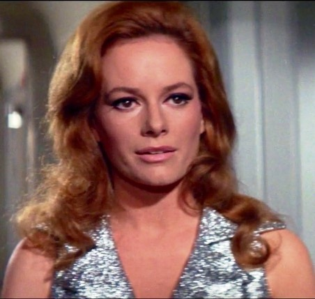 The Green Slime - Luciana Paluzzi